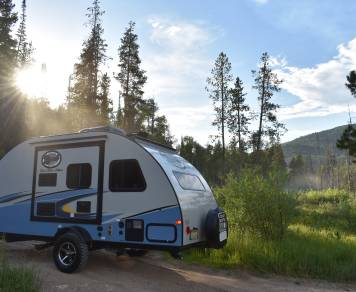 2019 Forest River/R-Pod 176