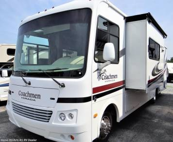 2012 Coachmen Mirada SE 31DF