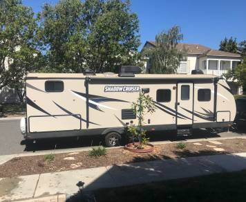2018 Cruiser RV Shadow Cruiser 280 qbs