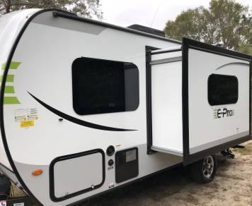 2018 Forest River E-Pro E19FBS