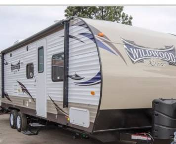 2016 Forest River Wildwood X-Lite