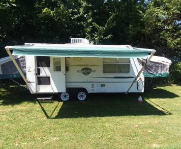 2006 StarCraft TravelStar 19ck