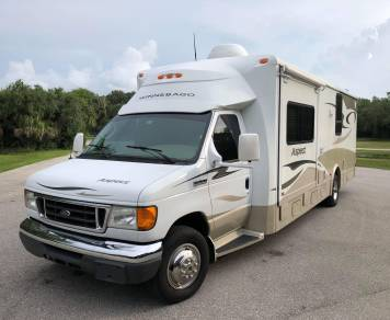 2008 Winnebago Aspect 29H