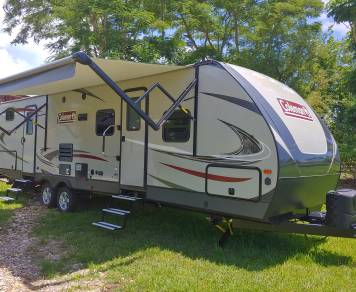 2018 Coleman Light 3015 BH