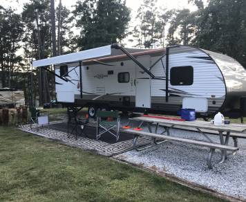 2018 27' Forest River Wildwood Xlite #CampClamp