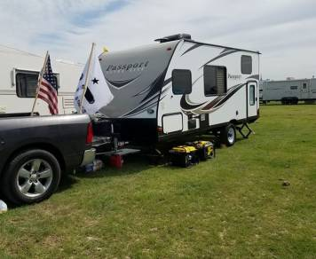 2018 Keystone Passport Bunk House Family Style Camper