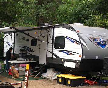 2018 Cruise Lite 26Ft Bunkhouse