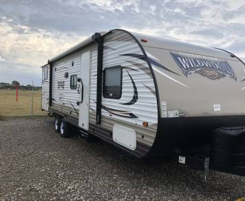 2018 Forest River Wildwood 282qbxl
