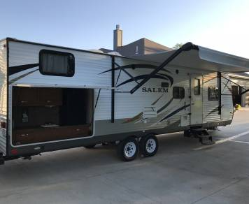 2015 Salem by Forest River 30KQBSS