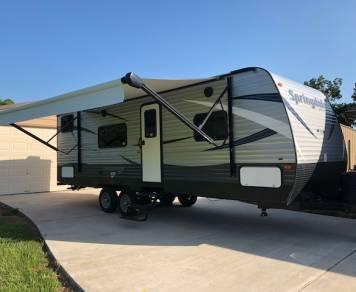 2018 Keystone Springdale 2600 (SM2600TB)
