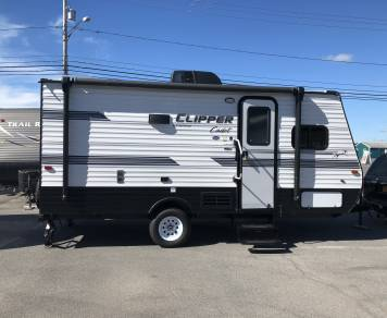 2019 Coachmen Clipper Cadet 17BH