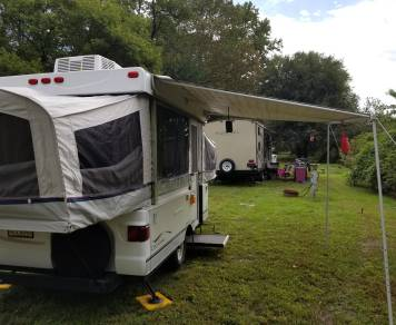 2004 Fleetwood Cheyenne Pop Up Camper