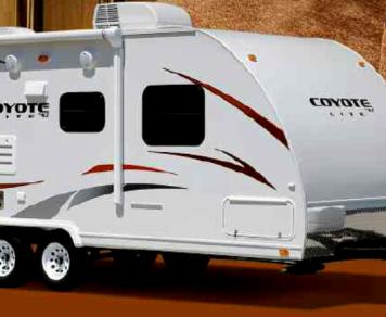 2011 KZ Coyote Lite