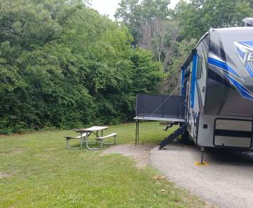 2019 Forest River Vengeance 40D12 Touring Edition