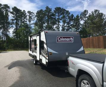 2018 Coleman Lantern 17fq