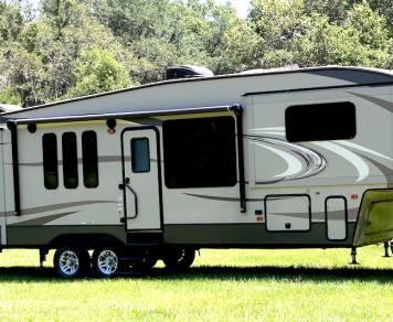 2016 Keystone 337FLS Cougar