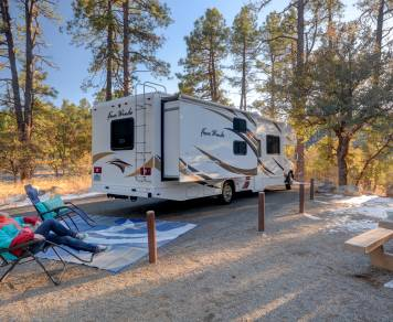 2018 Thor Four Winds BUNKHOUSE 2