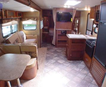 2013 Dutchman Kodiak Express