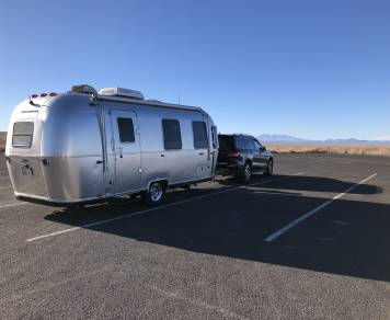 2018 Airstream 22 ft Bambi