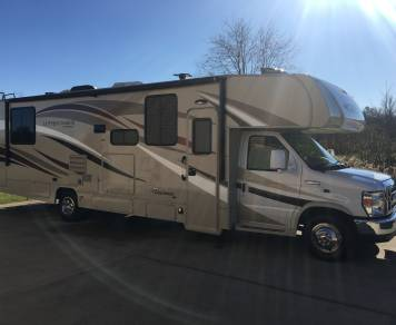 2016 Coachmen Leprechaun 319
