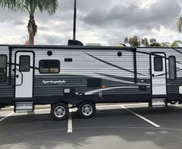 2017 SPRINGDALE 271RLWE TRAVEL TRAILER