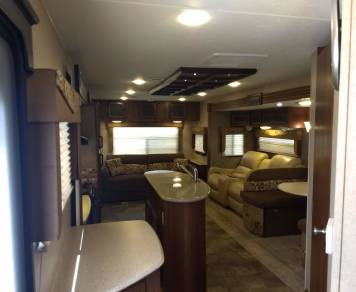 2015 Coachmen RV Freedom Express Liberty Edition 322RLDS