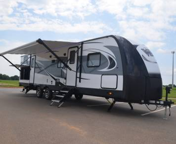 2018 Forest River RV Vibe 308BHS