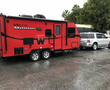 2016 Winnebago Micro Minnie 2106fbs