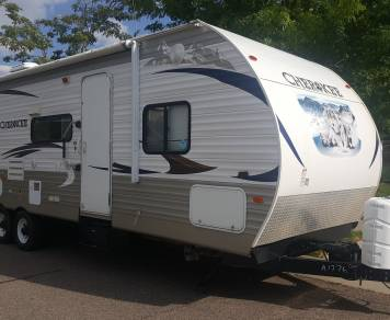 2012 Forest River Cherokee 29U