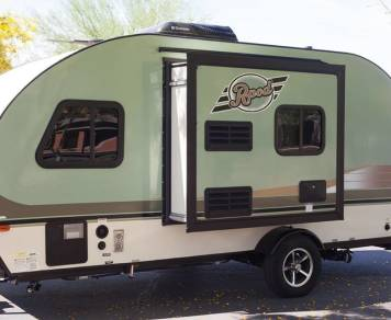 2016 2016 Forest River R-Pod 180 Travel Trailer