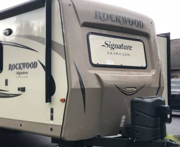2017 RockWood Signature Ultra Lite Diamond Package