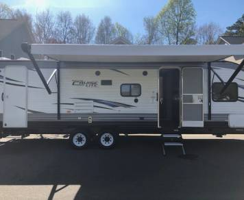 2019 Forest River Salem Cruise Lite 263BHXL
