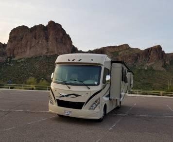 2016 Thor Motor Coach ACE 29.4