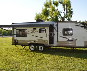 2019 Forest River Wildwood X-lite T202RDXL
