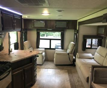 2019 Coachmen Apex
