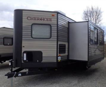 2017 Forest River Cherokee 274VFK
