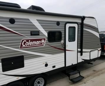 2018 Coleman by Dutchmen lantern 215bh