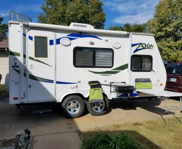 2008 Areolite Zoom 718FD