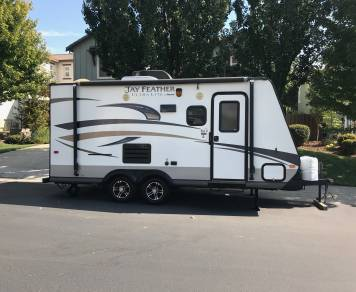 2015 Jayco feather lite hybrid
