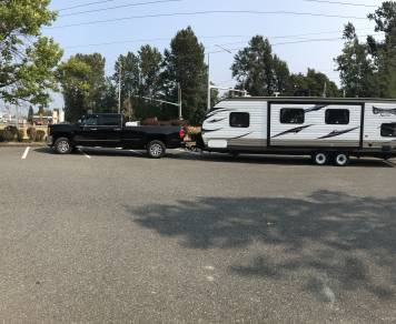 2016 Forest River Wildwood T262BHXL