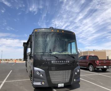 2017 Winnebago Sunstar LX 35 B