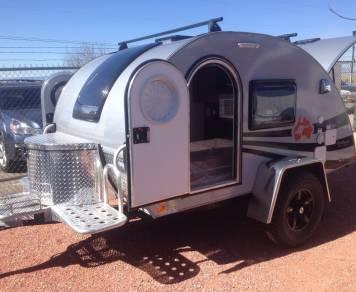 2018 T@G XL 'Outback Edition' Teardrop Camper