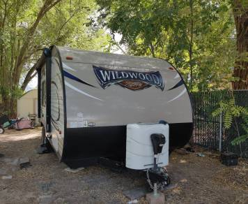 2017 Forest river Wildwood x-lite