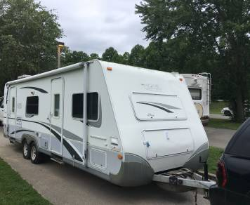 2004 The American Traveler- Camper- unlimited miles