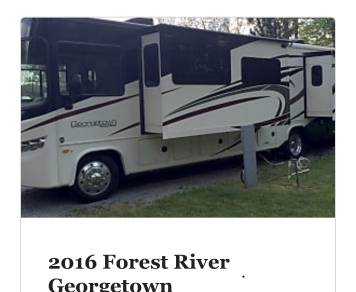 2017 Georgetown Forest River