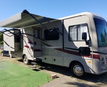 2017 Holiday Rambler Admiral XE