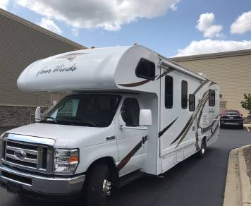 2017 Thor Four Winds 28Z