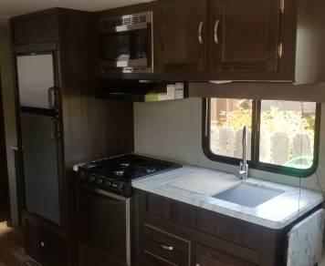 2019 Springdale 260BH travel trailer by keystone