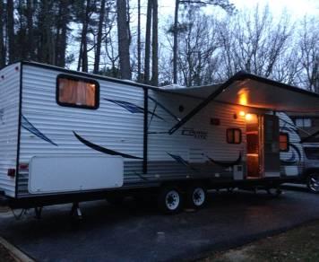 2015 Forest River Salem-Cruise Lite