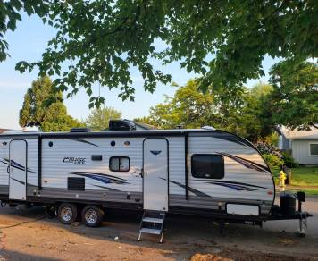 2019 Forest River Salem Cruise Lite